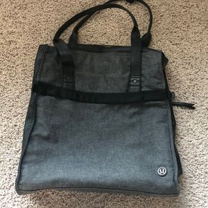 Lululemon Follow Your Bliss tote